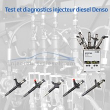 Tests injecteur Denso